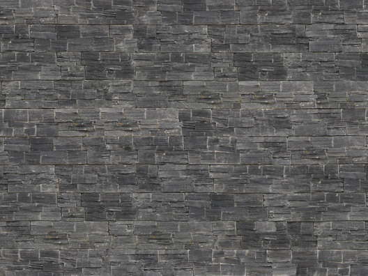 Classic Grey Real Slate Panel 1 3 Sq M Box
