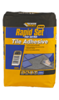 Rapid Setting Tile Adhesive 20Kg  sacks (4 to 5 Sq mtr) (heatproof)